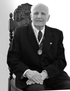 Edward Breza był jednym z najbardziej znanych badaczy języka kaszubskiego.