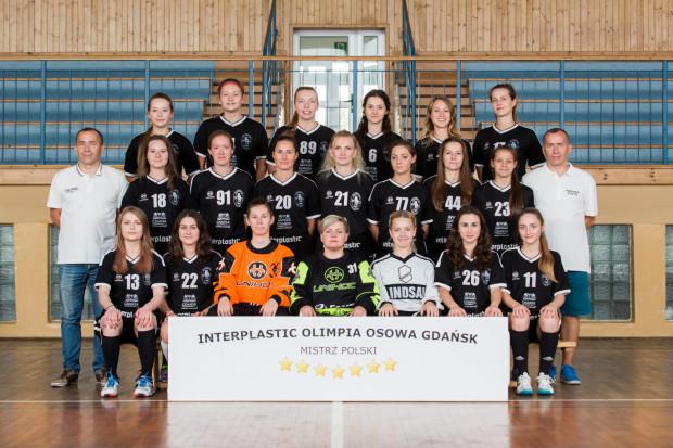 Olimpia Osowa po raz kolejny będzie reprezentować Gdańsk na arenie europejskiej.