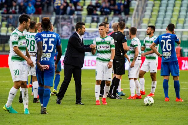 We wrześniu ubiegłego roku Nenand Bjelica gratulował po meczu m.in. Lukasowi Haraslinowi, bo Lechia pokonała Lecha 2:1. Czy podobny obrazek z udziałem trenera gości zobaczymy w sobotni wieczór?