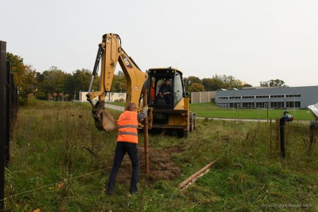 Pierwsze prace przygotowawcze ruszyły. Budowa zostanie zakończona latem 2019 roku.