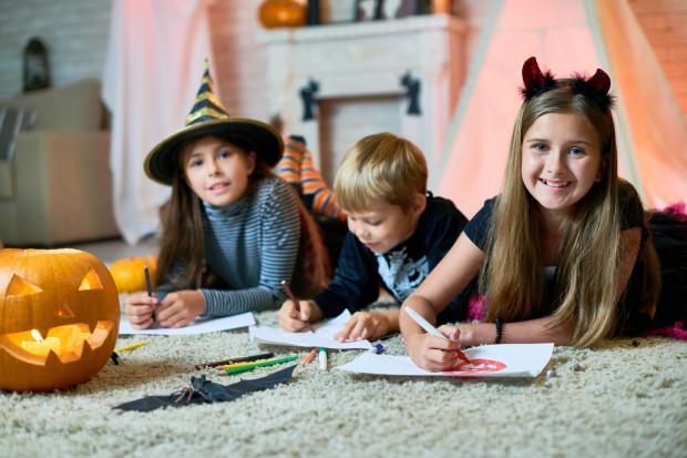 Na weekend w propozycjach mamy wiele atrakcji na Halloween.