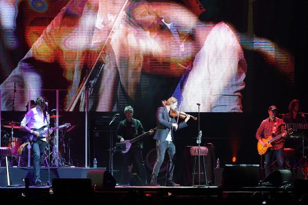 """Z programem """"Explosive-Live"""" Garrett koncertuje od dawna. W jego interpretacjach nie było jednak za grosz rutyny."""