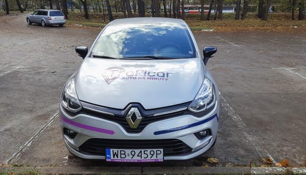 Na parkingu na Westerplatte (nz.), podobnie jak na całej wyspie Stogi, nie możemy zwrócić auta. Dozwolony jest tutaj wyłącznie postój w cenie 10 gr za minutę.