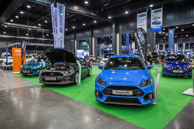 Focus RS i Mustang to wizytówki strefy Ford Euro-Car.