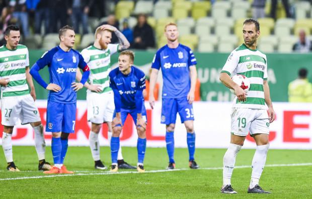 W tym sezonie poczynania ofensywne Lechii Gdańsk w największych stopniu uzależnione są od tego, co z piłką zrobi Marco Paixao (nr 19).