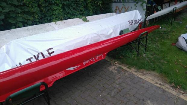 Celem akcji jest zbiórka pieniędzy na zakup łódki widocznej na zdjęciu.