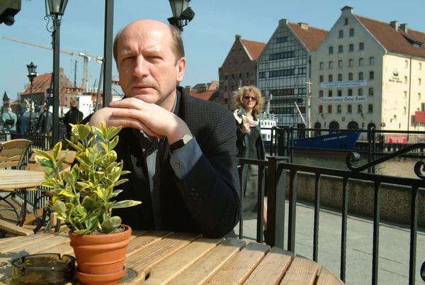 Maciej Płażyński w 2003 r. W tym roku odszedł z Platformy Obywatelskiej, którą zakładał dwa lata wcześniej.