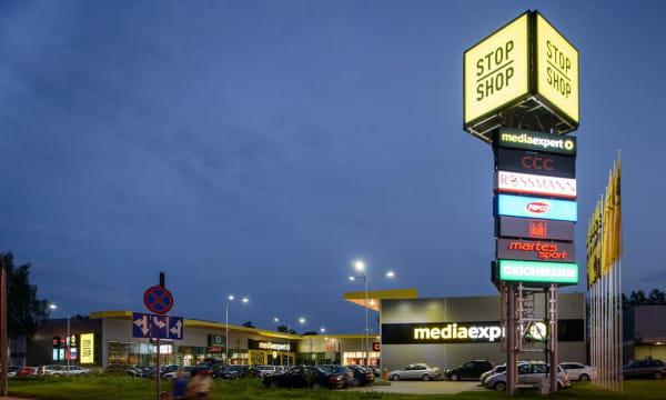 Prezentowana rok temu wizja parku Stop Shop w Chyloni przestała być aktualna.