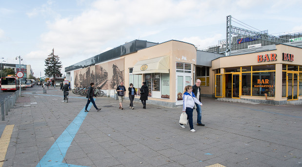 Istniejący dworzec we Wrzeszczu czeka rozbiórka. Zastąpi go nowy budynek z kondygnacją podziemną.