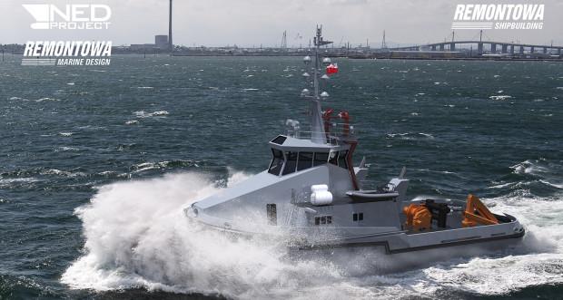 Holowniki przeznaczone są miedzy innymi do zabezpieczenia bojowego oraz wsparcia logistycznego na morzu i w portach.
