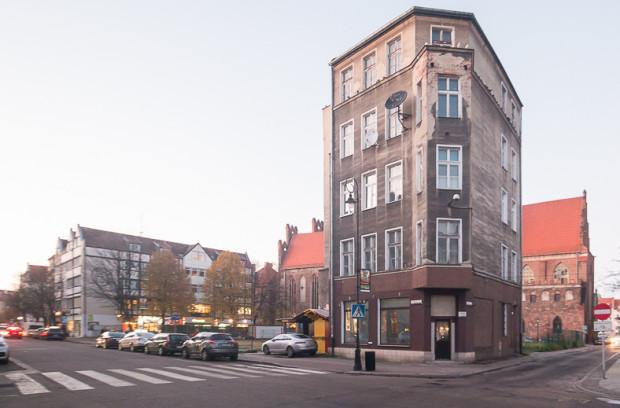 Nowy plan zagospodarowania ułatwi zabudowę działki znajdującej się między bazyliką św. Mikołaja a ul. Szeroką. Należąca do miasta narożna kamienica ma zostać zachowana.