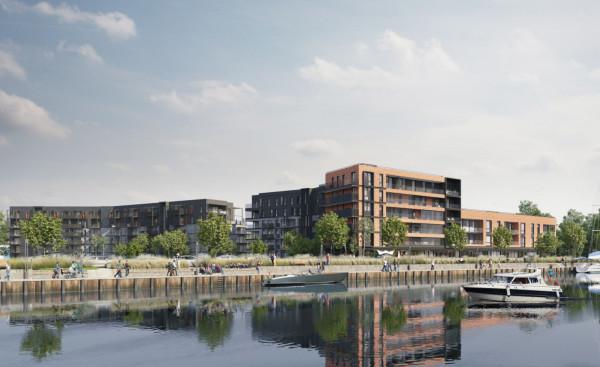 Jako pierwsze do sprzedaży trafią apartamenty dla osób szukających inwestycji pod wynajem.