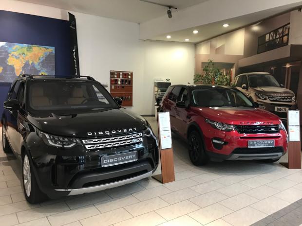 Dealer Jaguara i Land Rovera oferuje tzw. pakiet korzyści zimowych.