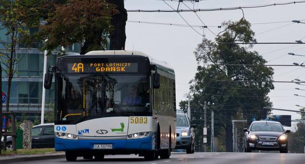 Autobusy linii 4A będą jeździły jeszcze kilkanaście dni. Zdaniem ZKM Gdynia pasażerowie przesiądą się do pociągów PKM.