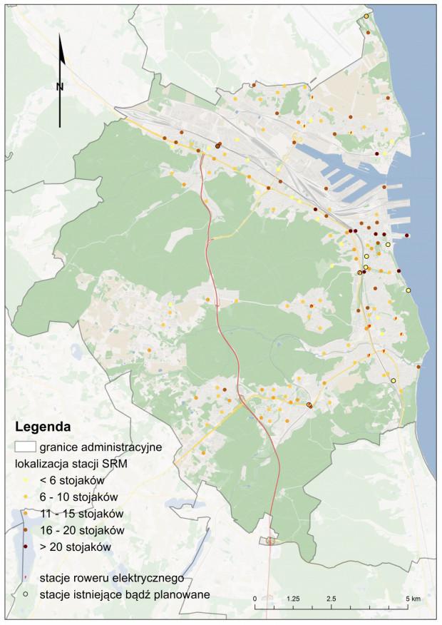 Zakończyła się analiza wniosków przesłanych przez mieszkańców w ramach konsultacji społecznych w sprawie lokalizacji stacji postoju Roweru Metropolitalnego. Prowadzone były w czterech gminach: Gdańsku, Gdyni, Sopocie i Redzie.