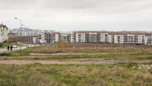 Południe to obszar najbardziej rozwojowy pod względem zabudowy mieszkaniowej, ale jednocześnie z dużym deficytem dobrej i przemyślanej przestrzeni publicznej.