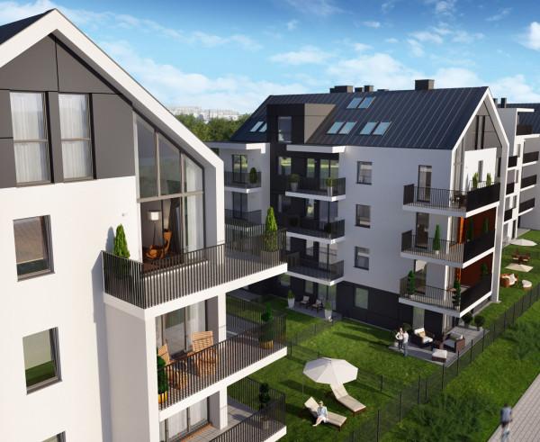 Ofertę mieszkań z antresolami można znaleźć m.in. w Domach pod Koroną i na Królewskim Wzgórzu. Obie inwestycje realizowane są przez Allcon.