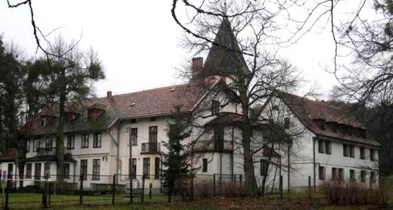 Dwór Ludolfina,przy ul.Czyżewskiego w Gdańsku