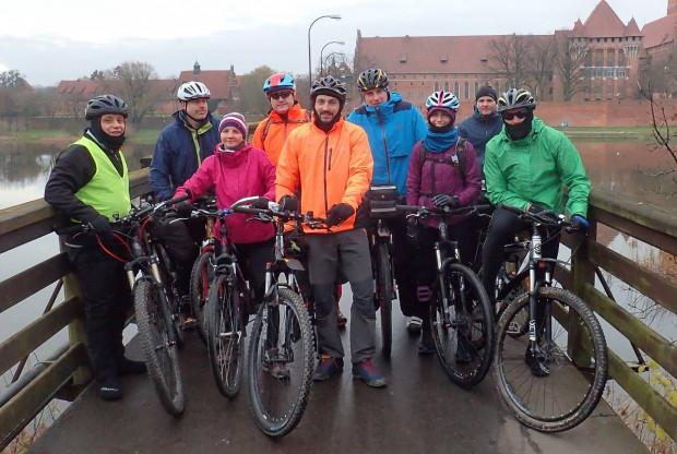 Ruszamy na naszą rowerową przygodę