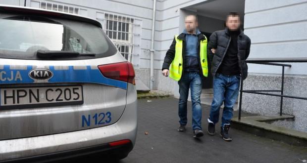 43-letni złodziej został złapany dwa tygodnie po kradzieży.