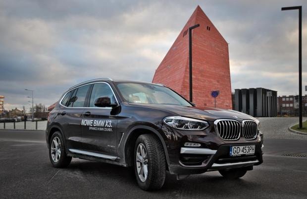 BMW X3 to bardzo lubiany model przez polskich kierowców.