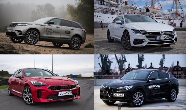 Ten rok obfitował w dość zaskakujące i spektakularne premiery aut.