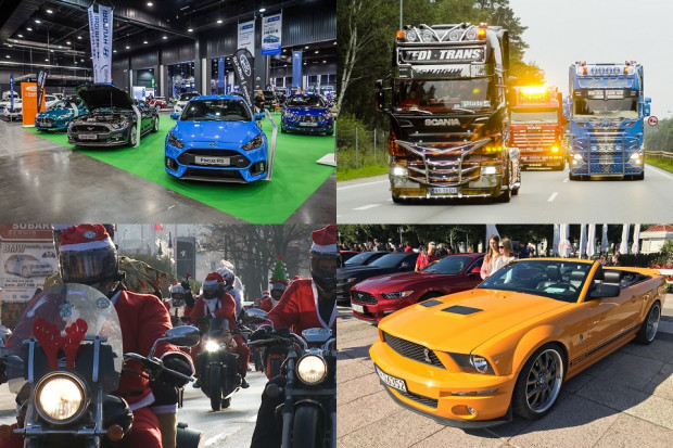 Wśród najciekawszych motoryzacyjnych imprez tego roku królowały zloty.