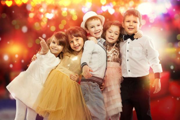 Sylwestrowa zabawa to również bale dla najmłodszych, tego dnia wiele imprez dla dzieci organizowanych jest w Trójmieście.