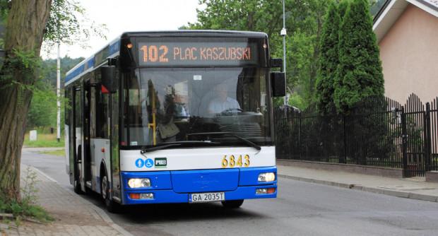 Linie midibusowe w Gdyni obsługują rejony, gdzie wąskie uliczki nie pozwalają na przejazd dużych autobusów.