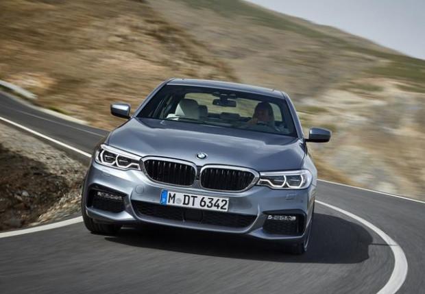 31. lokata należy do BMW Serii 5. Co ciekawie, ten model to najczęściej rejestrowany przedstawiciel bawarskiej marki w Trójmieście w roku 2017.