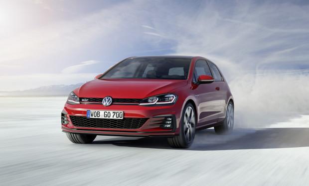 VW Golf to najczęściej rejestrowany nowy samochód w Trójmieście w roku 2017.