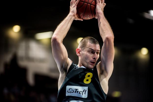 Filip Dylewicz gra już 20. sezon w koszykówkę, z czego 19. w PLK.