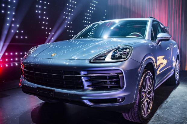 Trzecia odsłona Porsche Cayenne.