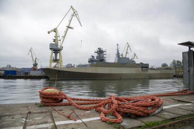 Stocznia Marynarki Wojennej jest już własnością PGZ Stoczni Wojennej. Spółka musi jednak podpisać nową umowę dotyczącą budowy jednostki, bez tego nie dokończy okrętu ORP Ślązak.