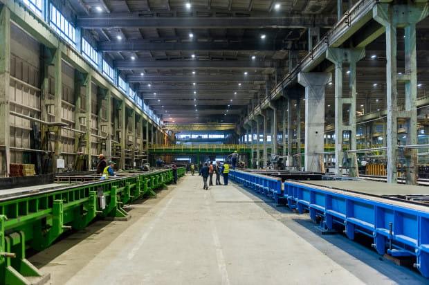 Zakład Kokoszki Prefabrykacja został przejęty przez Pekabex w 2015 roku.