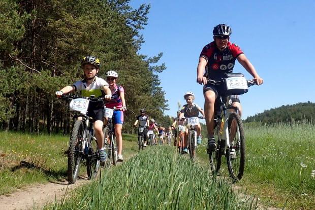 Zapisz swoje dziecko bądź rodzinę na Rodzinny Rajd Rowerowy w ramach maratonu szosowego KaszebeRunda 2018
