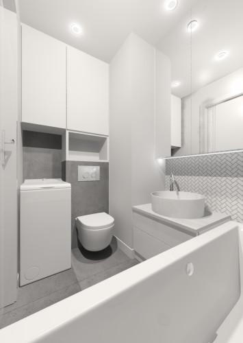 Mała łazienka Wanna Czy Prysznic Serwis Dom I Nieruchomości