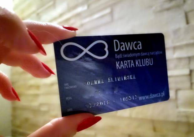 W działania popularyzujące transplantologię od lat angażują się pracownicy oraz studenci Gdańskiego Uniwersytetu Medycznego. W ramach akcji Dawca.pl można wypełnić oświadczenie woli, które każdy może nosić przy sobie, np. w portfelu.