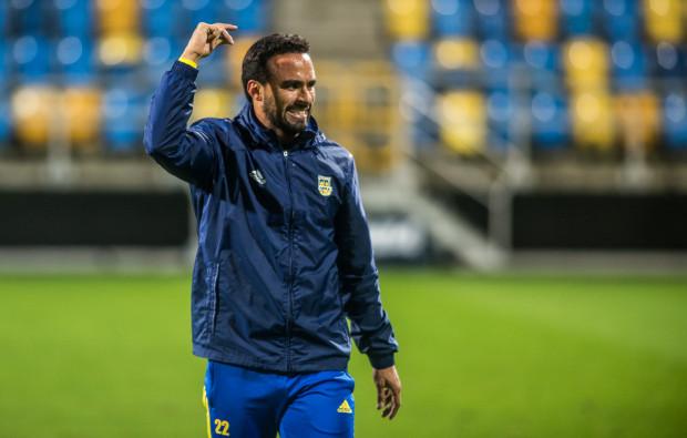 Enrique Esqueda cieszy się, ze może grać w ukochaną piłkę. W końcu w wieku 23 lat kontuzja stopy mogła przedwcześnie zakończyć jego karierę.