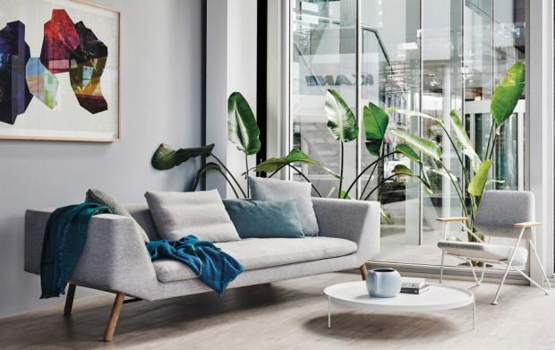 Sofa Combine, Prostoria