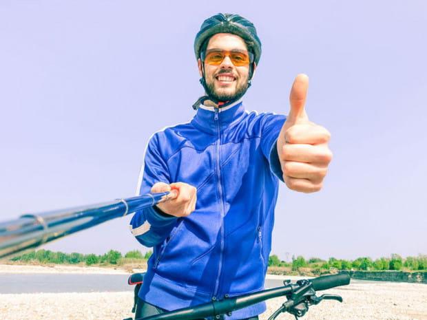 Zdjęcia z rowerowej wyprawy to doskonała pamiątka
