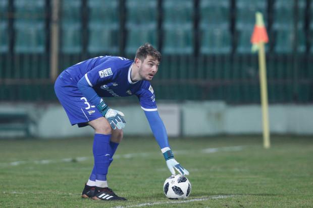 Kontrakt Oliviera Zeleniki wygasa z końcem czerwca, a bramkarz w Lechii grał dotychczas jedynie w sparingach. Czy Chorwat dostanie szansę w ekstraklasie?