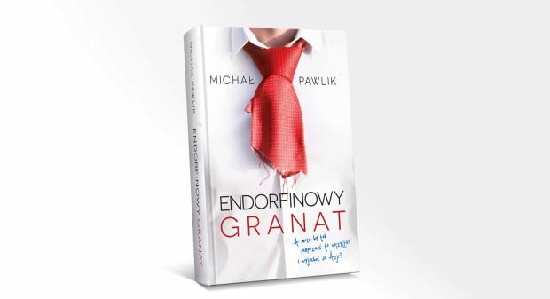 """""""Endorfinowy Granat"""" dostępny jest już w sprzedaży."""