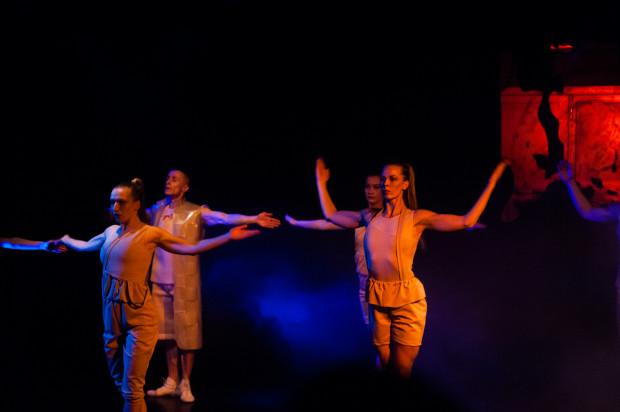 Stowarzyszenie Dance (Sic!) Association, które prowadzą artyści związani z Sopockim Teatrem Tańca (na zdjęciu), jest jednym z największych beneficjentów sopockiego programu grantowego - otrzymało 95 tys. zł.