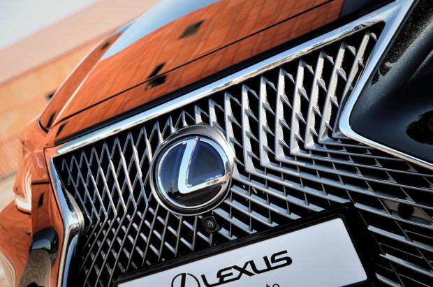 Luksusowy Lexus LS będzie jedną z dwóch gwiazd dni otwartych.