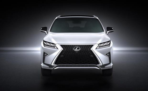 Lexus RX - poznaj jego wydłużoną wersję.