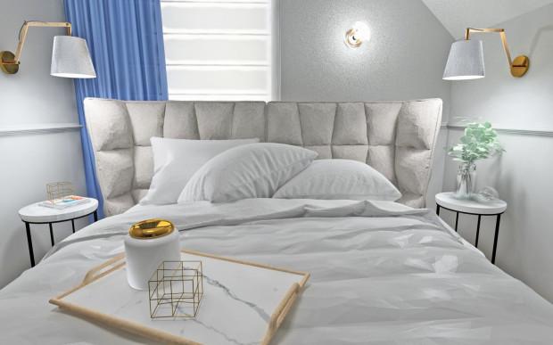 Sypialnia Na Poddaszu Jak Urządzić Wnętrze Ze Skosami