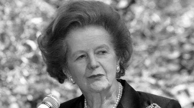 Margaret Thatcher. Zdjęcie wykonano podczas obchodów XX-lecia powstania Solidarności 31 sierpnia 2000 roku.