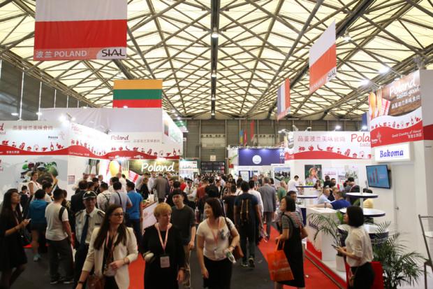 Ubiegłoroczna edycja targów żywności SIAL odbyła się w Chinach, tegoroczna w Kanadzie.