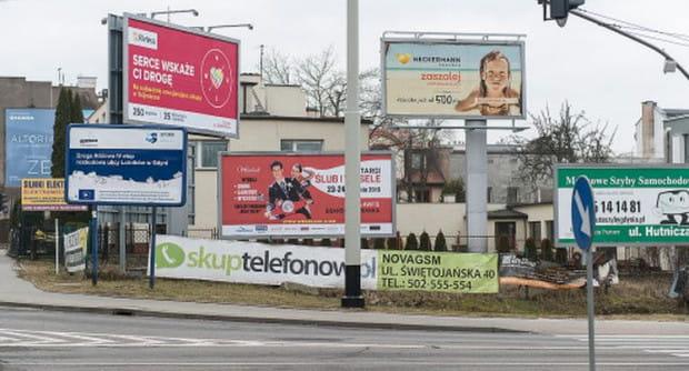 Uchwała krajobrazowa ma pomóc opanować chaos reklamowy w Gdyni, ale ostatnio o pracach nad nią zrobiło się cicho.